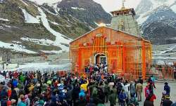 Massage facility for Kedarnath pilgrims from next season