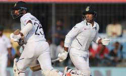 India vs Bangladesh, Live Cricket Score, 1st Test Day 1: Mayank, Pujara steady after Rohit's departu