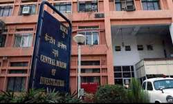 CBI registered 160 cases registered senior govt babus, politicians in past three years