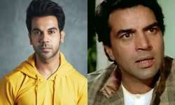 Rajkummar Rao to step into Dharmendra's shoes for Chupke Chupke remake