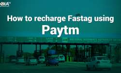 fastag, paytm, paytm recharge, fastag wallet, paytm wallet, how to recharge fastag, how to use, pena