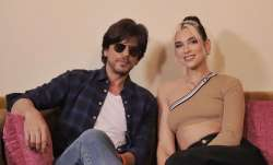 Shah Rukh Khan shares special moments with singer Dua Lipa ahead of Mumbai concert