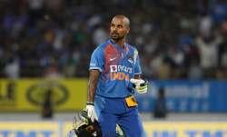 Shikhar Dhawan T20I opener KL Rahul Virat Kohli Indian cricket team opening batsman