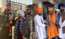 Latest News Sunny Deol receives special welcome at Gurdwara Darbar Sahib in Pakistan's Kartarpur; ch