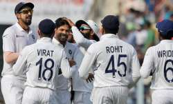 India vs Bangladesh, Day-Night Test Day 1 Live Cricket Score: Pacers reduce Bangladesh to half in no