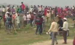 UP farmers, demanding better compensation for land, clash with police