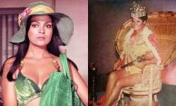Happy birthday Zeenat Aman: Unseen gorgeous pictures from