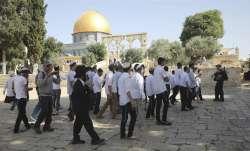 Hamas warns Israel about violations at Al-Aqsa Mosque