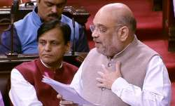 Amit Shah tables Citizenship Bill in Rajya Sabha