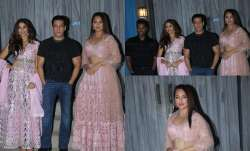 Dabangg 3 team visited the sets of Bigg Boss 13 to promote