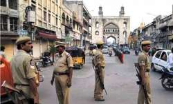 Hyderabad doctor rape-murder: All four accused sent to