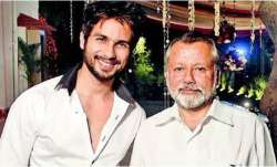 Jersey: Shahid Kapoor to have dad Pankaj Kapur as mentor in the film? See deets