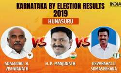 Karnataka Assembly Election 2019: Hunasuru Constituency Result