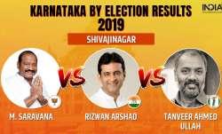 Karnataka by-election 2019 Results Shivajinagar: Congress'
