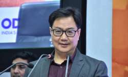 Sports Minister Kiren Rijiju donates Rs 1 crore from MPLADS Fund to fight against coronavirus