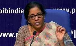 Govt taking steps to control onion prices: Sitharaman