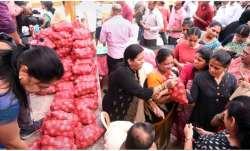 Onion prices Kolkata