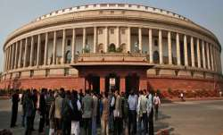 Delhi man tries to enter Parliament, arrested