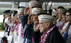 Ceremony to remember those killed in Pearl Harbor attack