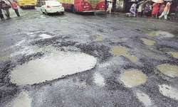 2,015 lost their lives due to potholes in 2018 across India