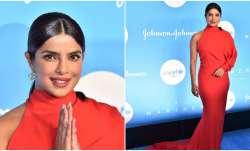 Priyanka Chopra UNICEF Snowflake Ball