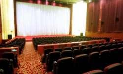 Pune college theatre