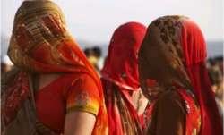 Gehlot calls for campaign against women's 'parda' custom