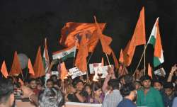 An ABVP rally (representative image)