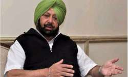 Punjab Chief Minister Captain Amarinder Singh has issued a