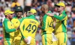 Live Score India vs Australia, 1st ODI: India wobble after