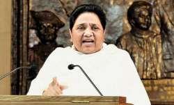 A file photo of BSP chief Mayawati