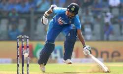 Live Score India vs Australia, 1st ODI: Dhawan, Rahul build innings after Rohit's departure