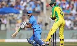 Live Score India vs Australia, 2nd ODI: Pandey replaces