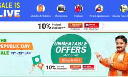 Flipkart, Flipkart Republic Day Sale, Flipkart sale, offers, discounts, Honor 9x, Xiaomi redmi 8A, A
