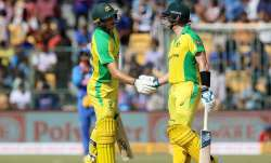 Live Score India vs Australia, 3rd ODI: Smith-Labuschagne stand takes Australia forward