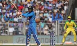Live Score India vs Australia, 1st ODI: Pant, Jadeja take India forward