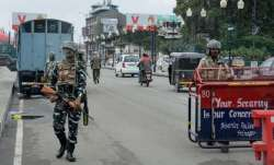 Mobile phone services now restored in Kashmir