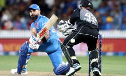 Live Score India vs New Zealand, 3rd T20I: Kohli, Iyer take charge as India eye big score