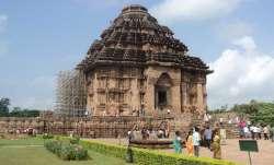 Odisha, Konark temple, Konark sun temple