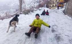 Himachal Pradesh, Keylong winter, Keylong, Himachal Pradesh winter, Himachal winter, Lahaul Spiti, L