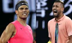 Nick Kyrgios sets up fourth-round clash with Rafael Nadal