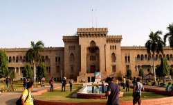 Osmania University, Maoists,