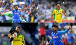 IND vs AUS | From Rohit vs Starc to Warner vs Kuldeep: Top players lock horns in battle of supremacy