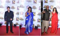 Several celebrities were snapped at the annual Mumbai