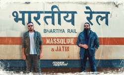 Hindi rap song about unity through Indian railways unveiled
