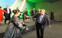 Russia, President, Vladimir Putin, US President, George W Bush, Russian folk song