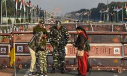 Republic Day 2020: Capital under multi-layered,
