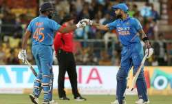 Live Score India vs Australia, 3rd ODI: Rohit's ton keep India ahead in series decider