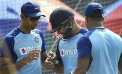 IND vs AUS | Rohit Sharma gives injury scare to India after hurting right thumb during net session