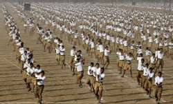 RSS, Army, Bulandshahr, RSS Army school